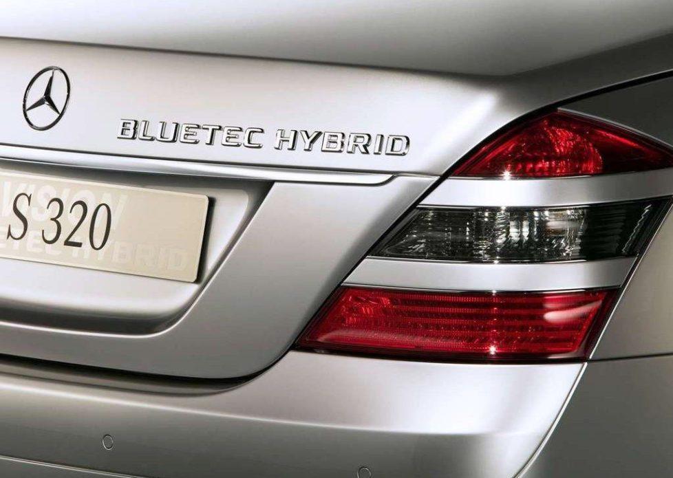 Что такое BlueTec?