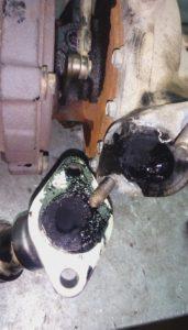 Сажевый фильтр, ремонт